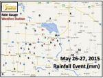May 26 Rain Even