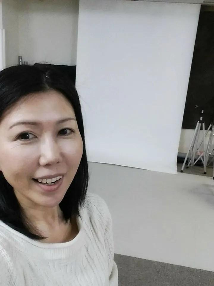 SNSイメージアップ、プロフィール撮影・40代女性