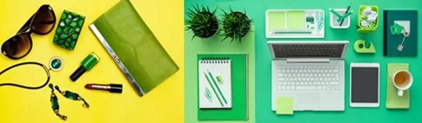 パーソナルカラー別グリーン緑の使い方