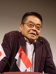 Yoshihiro Tatsumi, Tokyo, 2010. (Yasu. CC BY-SA 3.0 Wikimedia Commons)