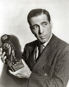 "Humphrey Bogart and ""the dingus."" (CC BY-SA 2.0)"