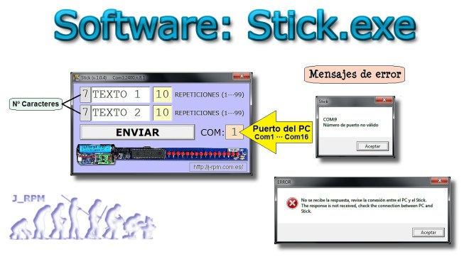 Software: Stick.exe