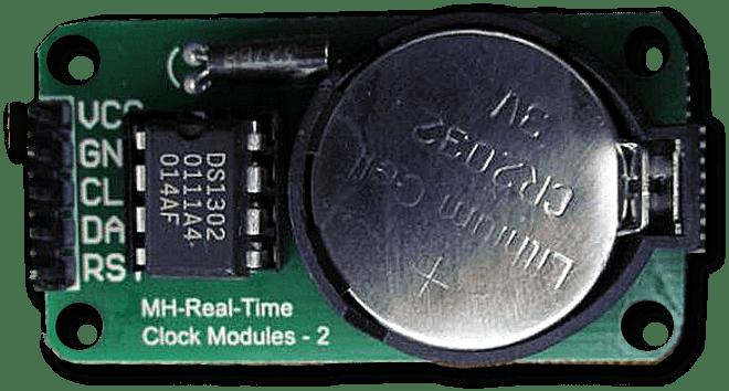 Módulo RTC: DS1302