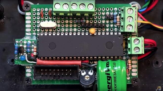 CPU del Termostato