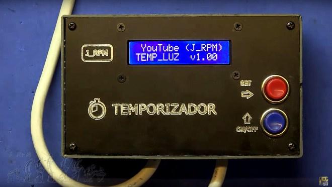 Temporizador digital (Versión)