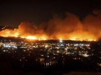 アメリカ西海岸の山火事について