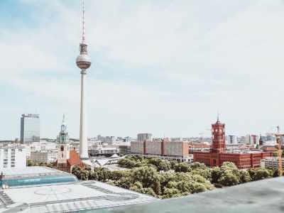 ヨーロッパのスタートアップHUB・ベルリン