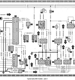 saab 900 wiring harness wiring diagram centre 1992 saab 900 wiring harness [ 2712 x 2061 Pixel ]