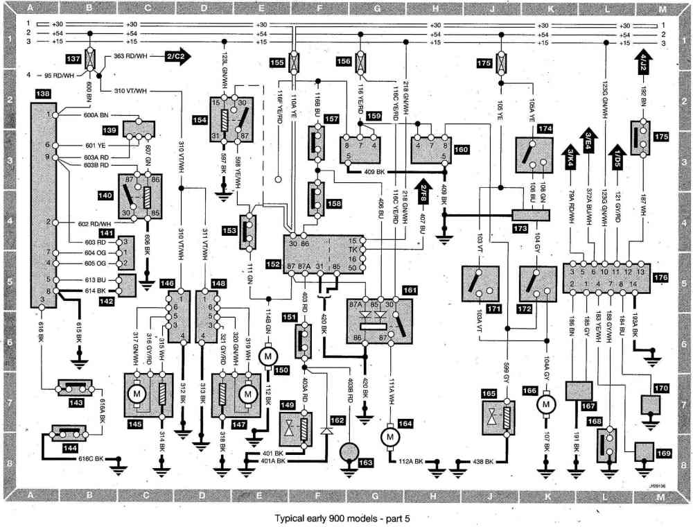 medium resolution of 89 saab 900 wiring diagram wiring diagram perfomance 89 saab 900 wiring diagram