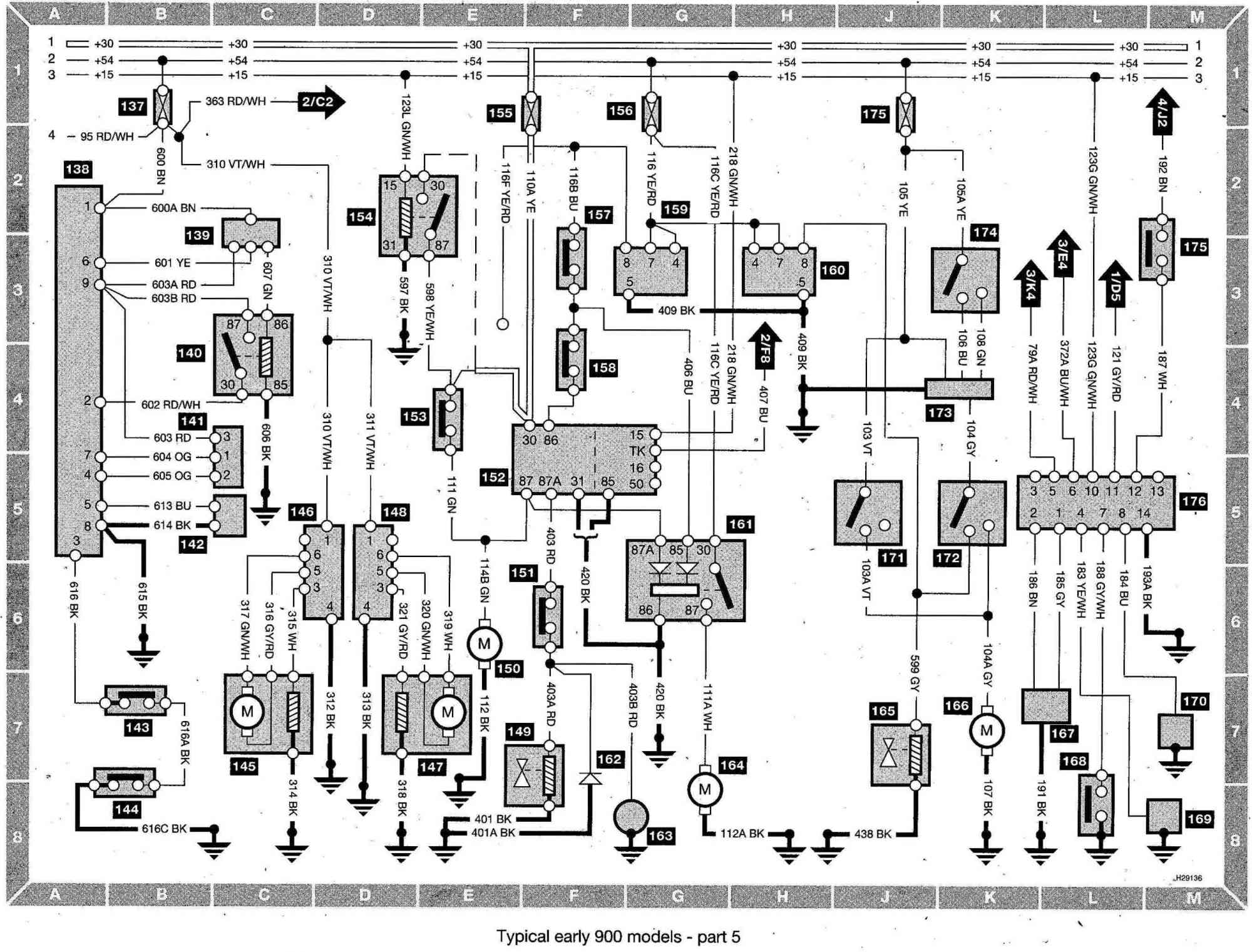 hight resolution of 89 saab 900 wiring diagram wiring diagram perfomance 89 saab 900 wiring diagram