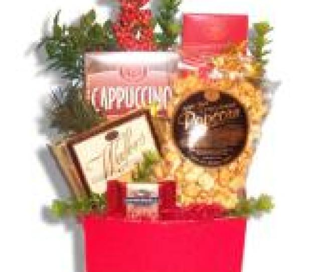 Heavenly Romantic Gift Basket Canada