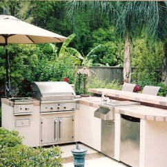 Outdoor Kitchen Pics Best Ranges Big Green Egg