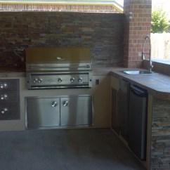 Outdoor Kitchen Supplies Chandeliers Home Depot Equipment Houston Gas