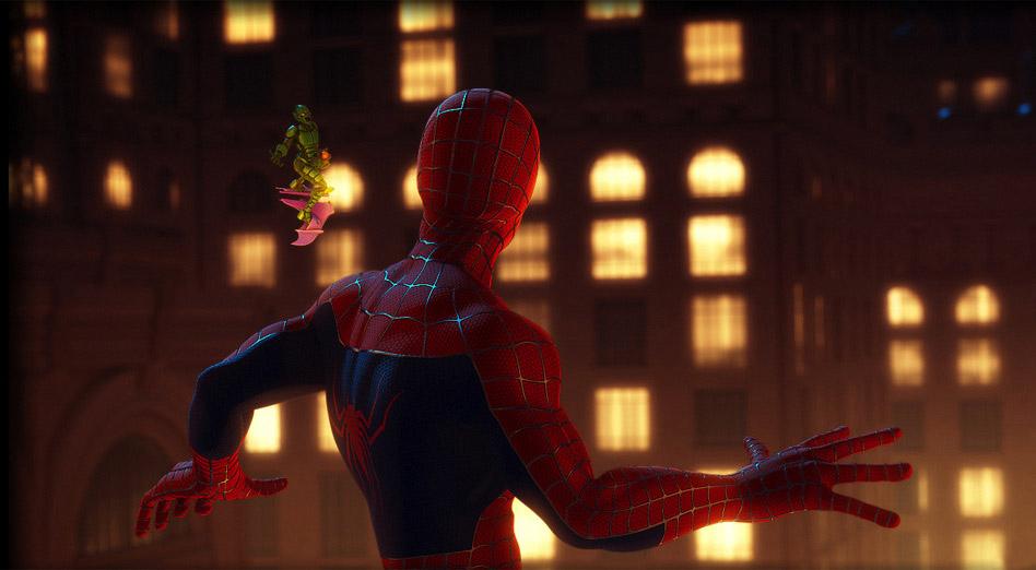 SpiderMan Friend or Foe  PlayStation 3  UOL Jogos