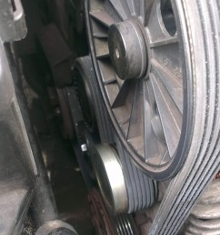 new belt installed [ 1840 x 3264 Pixel ]