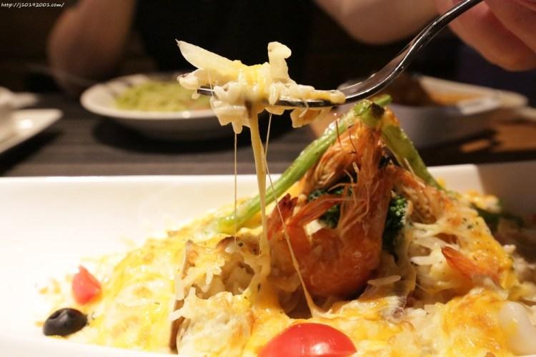 台南永康區美食︱環境舒適、餐點多樣化的『洋城義大利餐廳』