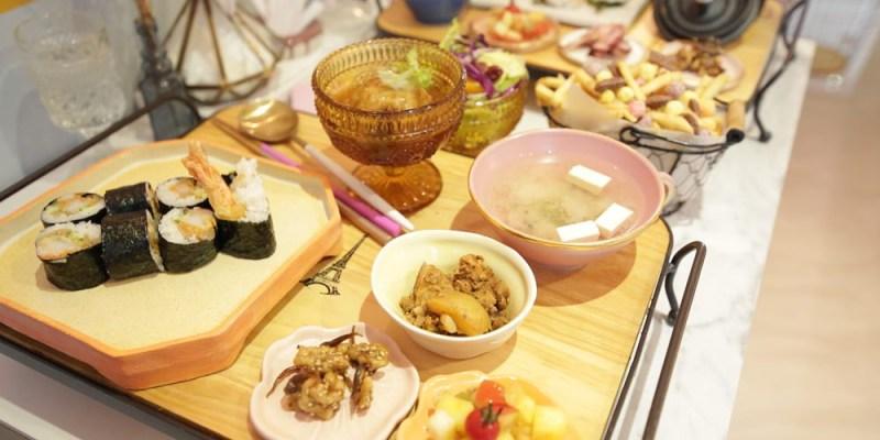 台南安平區美食︱IG熱門景點,啟動你的少女心,精緻日式套餐/單點/甜點/飲品『神田のLa Vie 風格誌』
