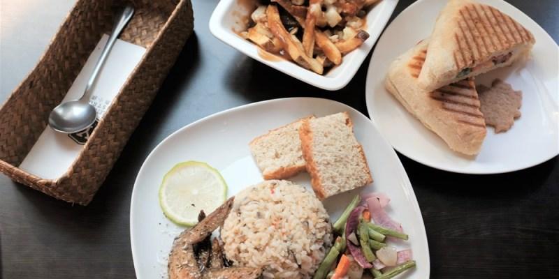 高雄美食︱加拿大手工特色料理 正港魁北克普丁薯條超級好吃 薯條控的天堂 Yaletown Bistro 耶魯小鎮