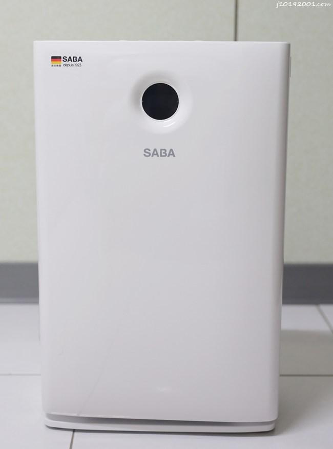 受保護的內容: 試用︱空氣清淨機推薦︱德國SABA PM2.5顯示抗敏空氣清淨機