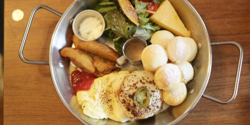 台南美食︱寵物友善餐廳︱可愛的鬆餅球和超級好吃的薯塊 肥窩咖啡 早午餐/飯/飲品/狗貓寵物餐