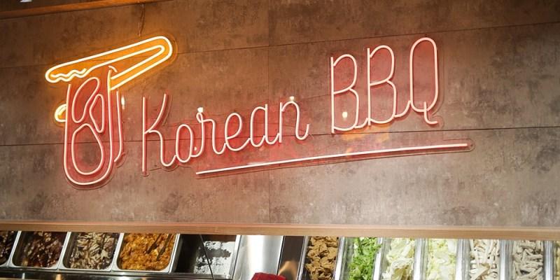 台南美食︱台南火車站 韓式烤肉吃到飽 好好吃肉 火鍋/烤肉/熟食/拌飯/飲品