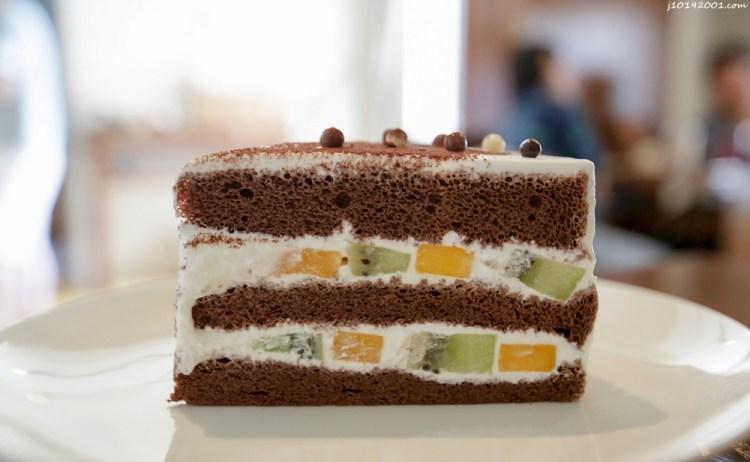 台南美食︱走迷宮食貳林 隱藏蛋糕小店 價格不低但戚風好好吃