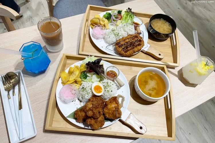 台南美食︱台南火車站︱車站附近新開的台日料理店 使用新鮮水果特製料理 丸飯食事處