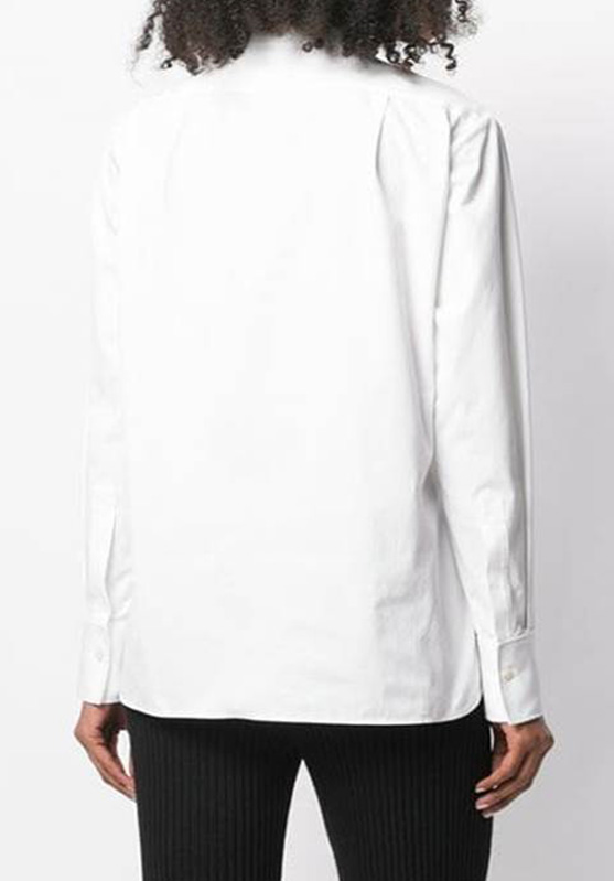 RUCHED WAIST SHIRT