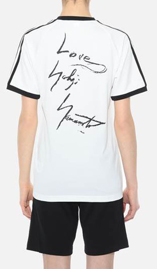 Y3 GRAPHIC TEE