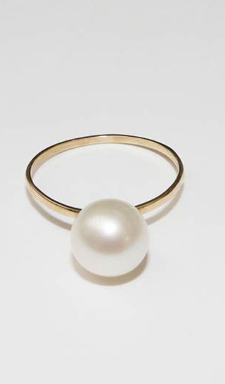 PEARL POP RING NO1