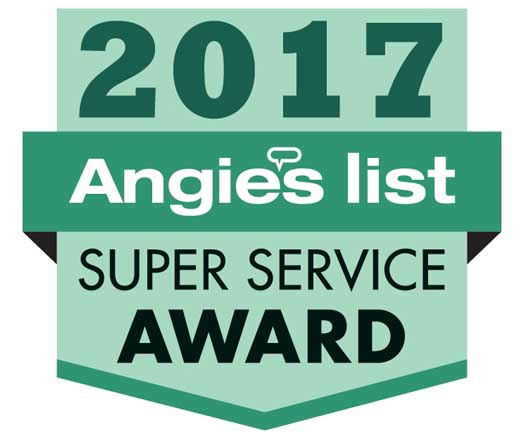 J2 CLEANING LAS VEGAS Earns Esteemed 2017 Angie's List Super Service Award