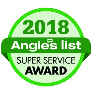Angie's List Award for J2 Cleaning Las Vegas