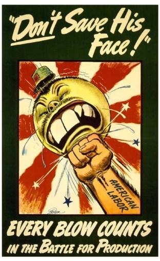 Resultado de imagem para japanese american propaganda wwII