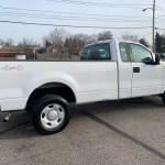 2005 Ford F150 Xl Reg Cab Long Bed 4x4 Auto V8 4 6 Engine 71k Only Online Auto Warehouse Llc Dealership In Akron