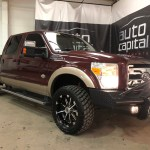 2011 Ford Super Duty F 250 4wd Crew Cab 156 King Ranch Auto Capital Dealership In Fort Worth