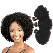 100g black brazilian virgin afro