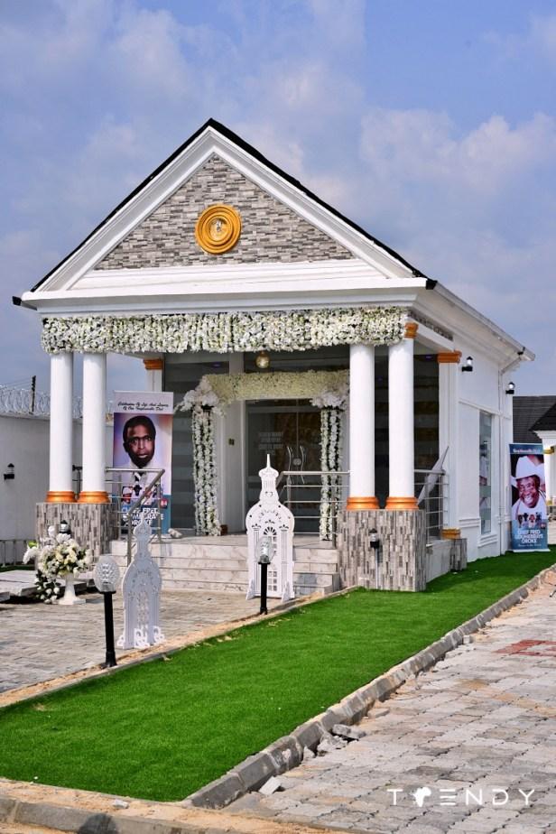 Chief Oroke funeral, Warri