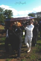 Funeral of Irene Sterling 9