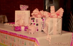 Gifts Table