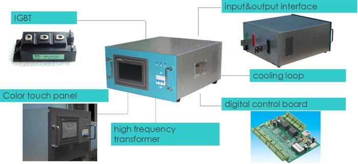 無電解ニッケルホウ素12 v 500 a ac dc電源メーカーと工場中國 - カスタマイズ製品価格 - グリーン電力技術