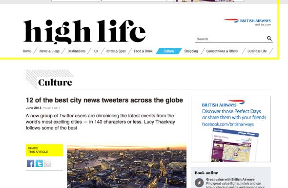 High Life June 13