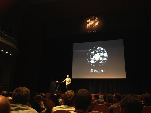 WordCamp Europe: マット・マレンウェッグ