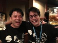 二次会の西川さん・吉川さん