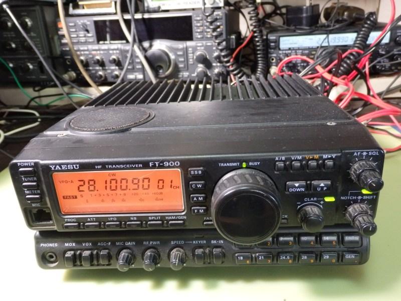 ヤエス FT-900