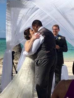 nikki bro kiss wedding