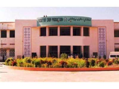Sindh Agriculture University Umerkot
