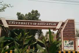 University of Education Faisalabad
