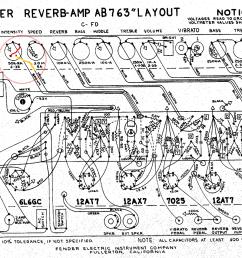 fender twin reverb wiring diagram [ 1599 x 954 Pixel ]