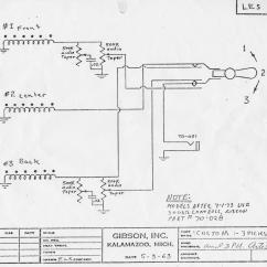 Les Paul 50s Wiring Diagram Car Sound System Setup Accessories Gt Azztechs