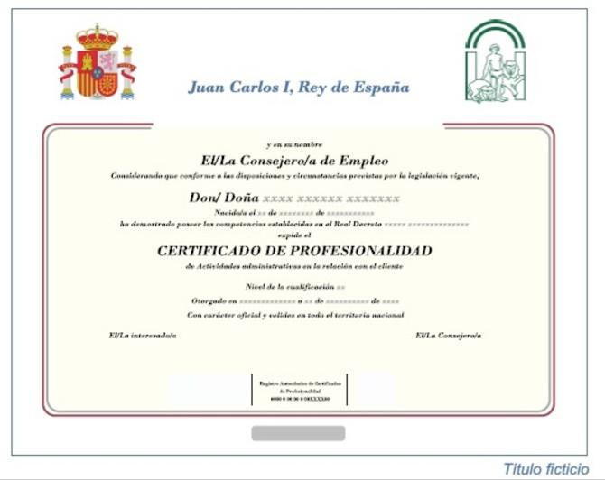 Certificados de profesionalidad, una poderosa herramienta para acceder al empleo
